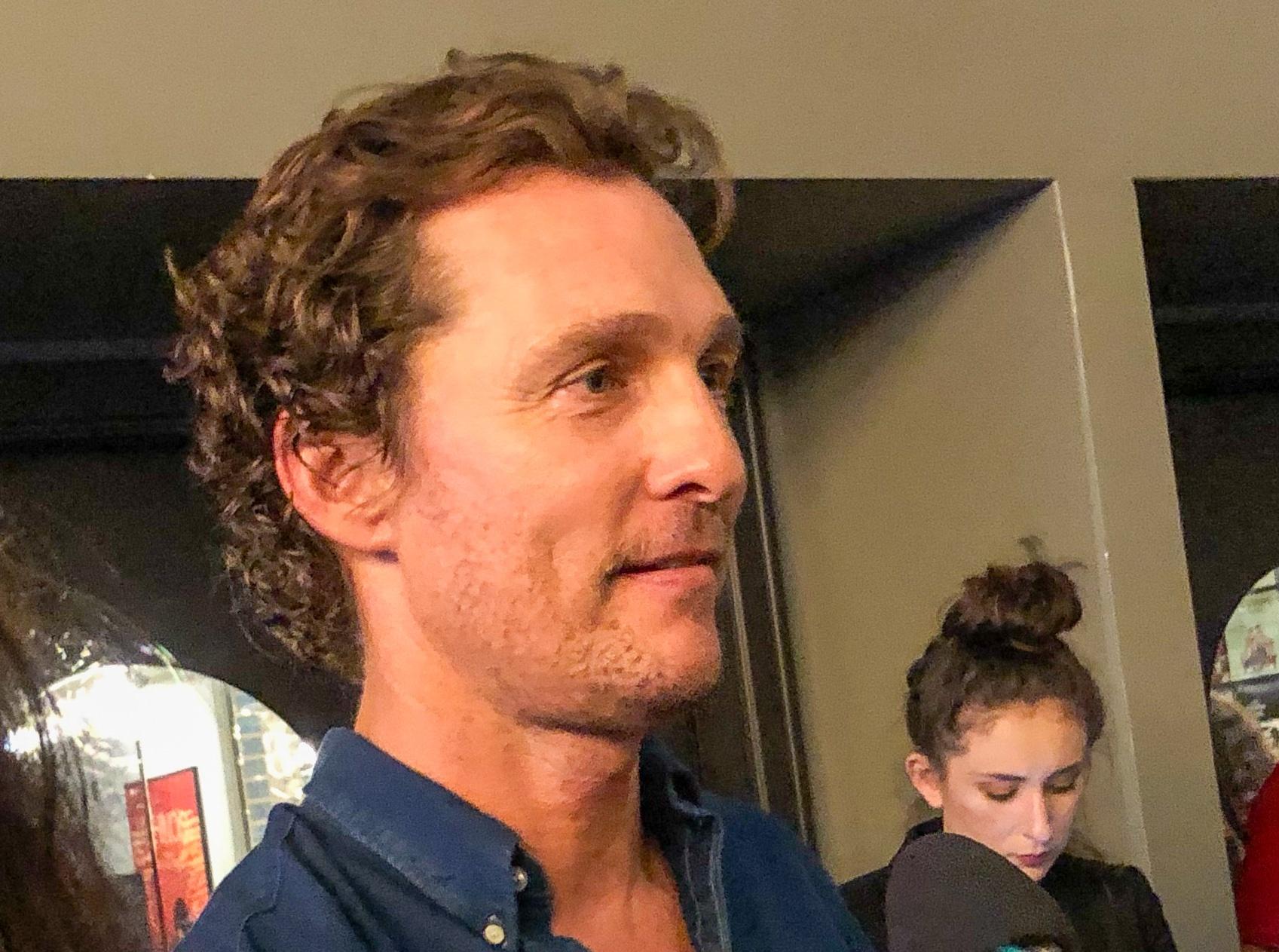 Matthew McConaughey Buys $7.85 Million Getaway House in Hawaii
